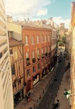 Dans un bel immeuble XVIIIme T4 avec terrasse rafrachir
